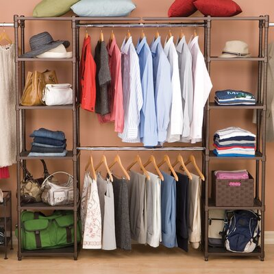 "14"" Deep Expandable Closet Organizer Product Photo"