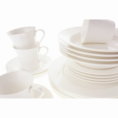 Maxwell & Williams White Basics Cirque  Dinnerware Collection