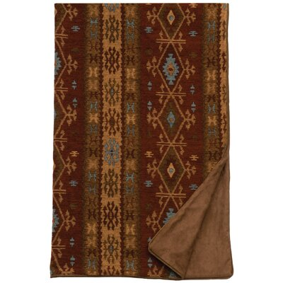 Mountain Sierra Throw by Wooded River