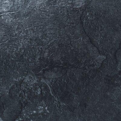 """Mats Inc. Floorworks 12"""" x 18"""" x 3.05mm Luxury Vinyl Tile in Mountain Slate"""
