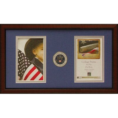 Timeless Frames US Armed Forces American Moments Collage Photo Frame