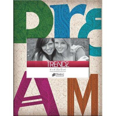 Trendz Dream Decoupage Tabletop Photo Frame by Timeless Frames