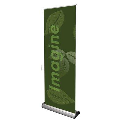 Exhibitor's Hand Book Imagine Premium Banner Stand