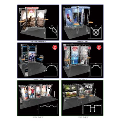 Exhibitor's Hand Book Hydrus Expo Truss Kit