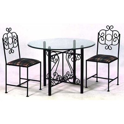 """Grace Collection French 18"""" Bar Stool"""