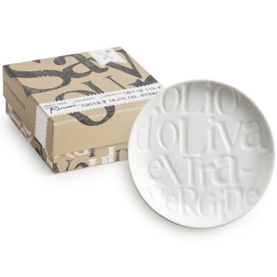 Rosanna Savour Olive Oil Dipping Round Serving Tray