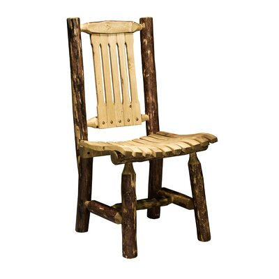 Montana Woodworks® Glacier Country Patio Side Chair
