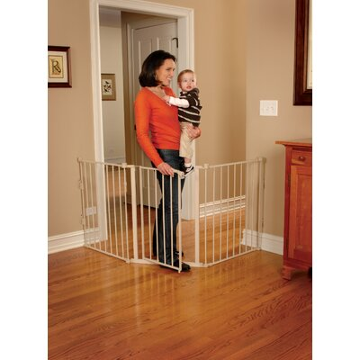 Flexi Extra Wide Gate by Regalo
