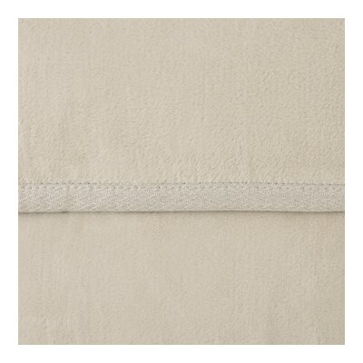 Linen Cotton Blanket by Peacock Alley