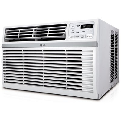 Window-Mounted Air Conditioner with Remote Product Photo