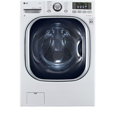 4.3 cu. ft. All In One Combo Washer and Electric Dryer by LG