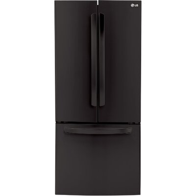 14.5 cu. ft. French Door Refrigerator with Interior Light, Door Ajar Alarm and Concealed Hinges Product Photo