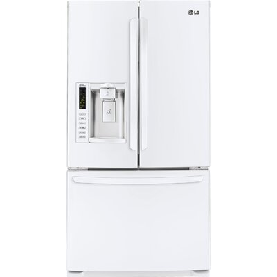 24.7 cu. ft. French Door Refrigerator by LG