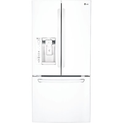 24.2 cu. ft. French Door Refrigerator by LG