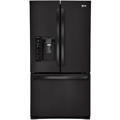 28.8 cu. ft. French Door Refrigerator with Dual Ice Makers by LG