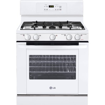 5.4 Cu. Ft. Gas Range Product Photo