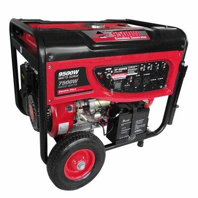 Smarter Tools 9,500 Watt Gasoline Generator with Electric Start