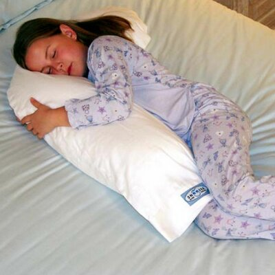 Hypoallergenic Junior Body Pillow by Snoozer Body Pillow