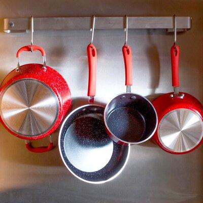 Gourmet Chef Nonstick Ceramic 8 Piece Cookware Set