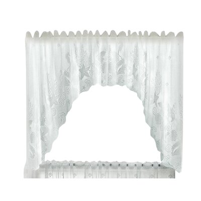 "Seascape 72"" Curtain Valance Product Photo"