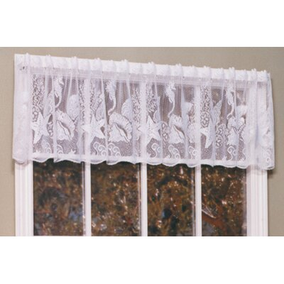"Seascape 60"" Curtain Valance Product Photo"