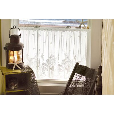 Seascape Tier Curtain Product Photo