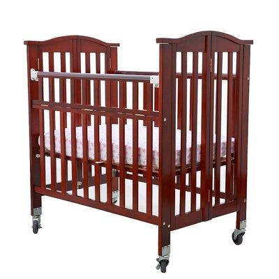 Juno Mini Ultra Convenience Crib by Dream On Me