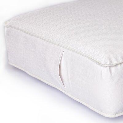 Dream On Me Orthopedic Foam Innerspring Crib Mattress