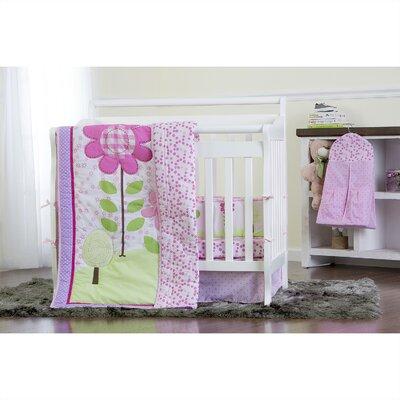 Spring Garden 5 Piece Crib Bedding Set by Dream On Me