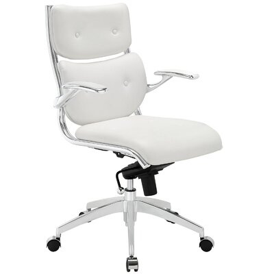 Push Mid-Back Office Chair by Modway