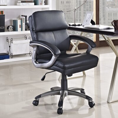 Stellar Mid-Back Executive Office Chair by Modway