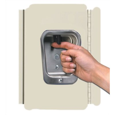Hallowell Premium 1 Tier 1 Wide Contemporary Locker