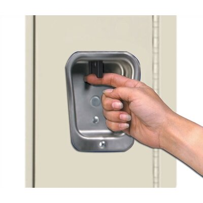 Hallowell Premium 3 Tier 3 Wide Traditional Locker