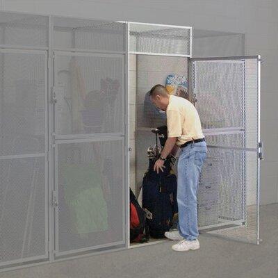 Hallowell Bulk Storage 1 Tier 1 Wide Adder Locker