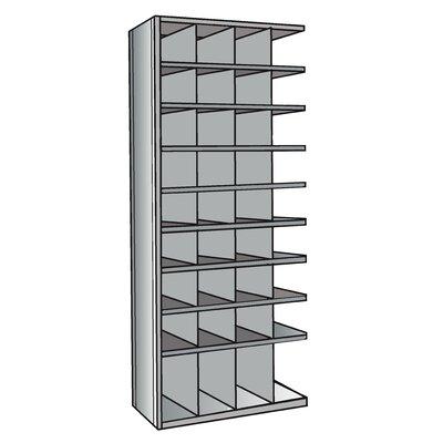 "Hallowell Hi-Tech 87"" H 9 Shelf Shelving Unit Add-on"