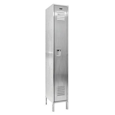 Hallowell 304 Series 1 Tier 1 Wide School Locker