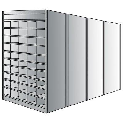 """Hallowell 87"""" H 10 Shelf Shelving Unit Starter"""