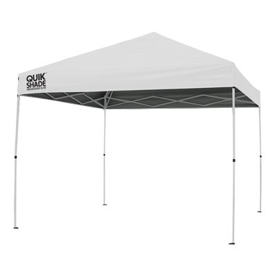 Quik Shade 10 Ft. W x 10 Ft. D Canopy by Bravo Sports