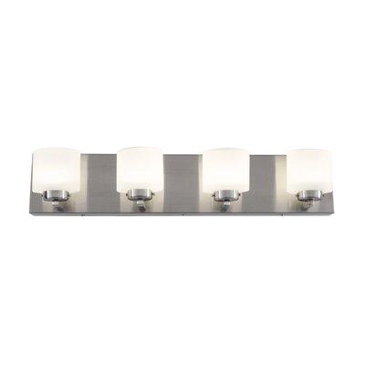 Clean 4 Light LED Vanity Light Product Photo