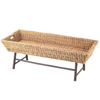 Padmas Plantation Basket Coffee Table