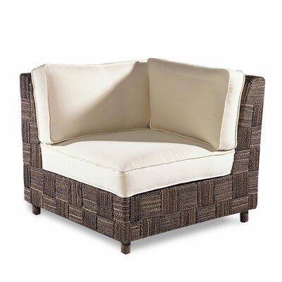 Loft Corner Fabric Lounge Chair