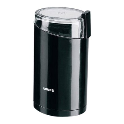 Fast Touch Electric Blade Coffee Grinder by Krups