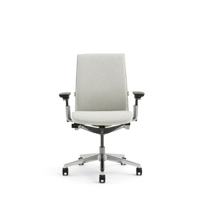 Think Mid-Back Fabric Conference Chair by Steelcase