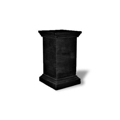 Amedeo Design ResinStone Square Framed Pedestal