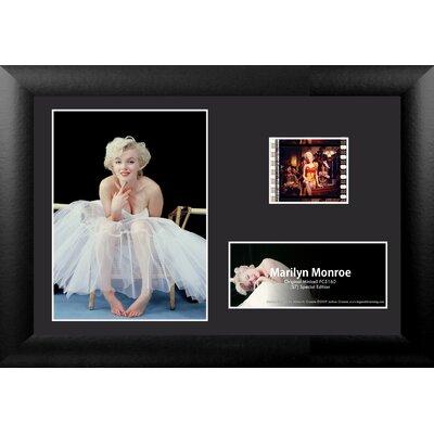 Trend Setters Marilyn Monroe MGC Mini FilmCell Presentation 2 Framed Memorabilia