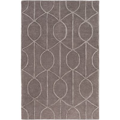 Urban Marie Hand-Tufted Mauve Area Rug by Artistic Weavers