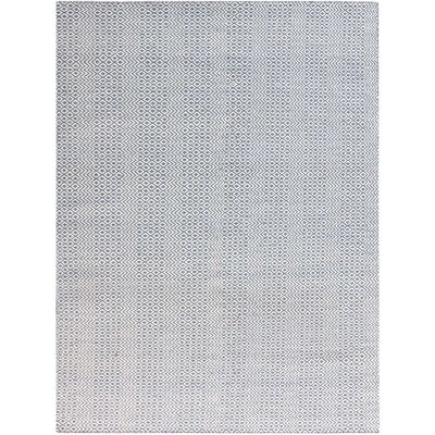 Bella Hand-Tufted Blue Area Rug by AMER Rugs