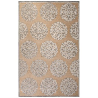 Fables Ivory/Gray Area Rug by Jaipur Rugs
