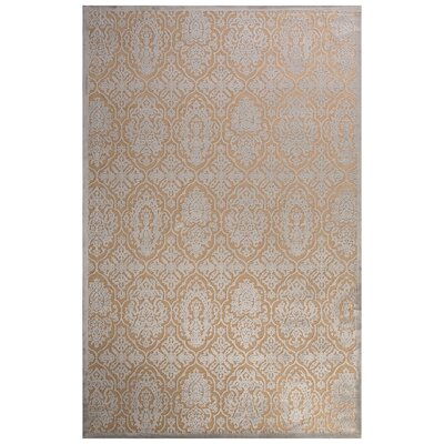 Fables Ivory/Blue Area Rug by Jaipur Rugs