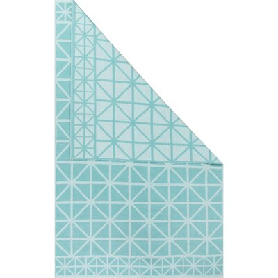 Graphic Blue Area Rug by Jaipur Rugs